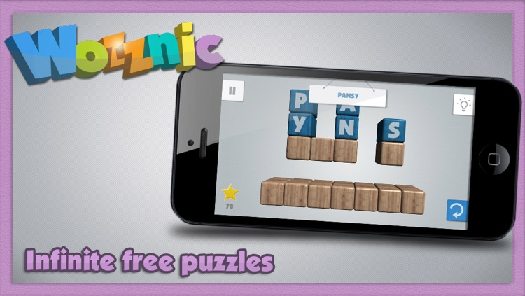 Wozznic - Word puzzle game screenshot-4