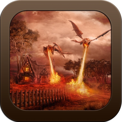 Kingdoms and Dragons Games - Escape of the Dragon Game Lite