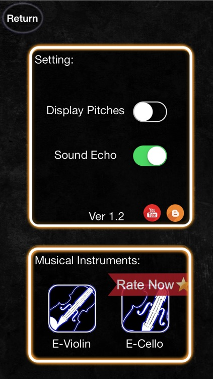 E-Cello : Playing a real cello on your device