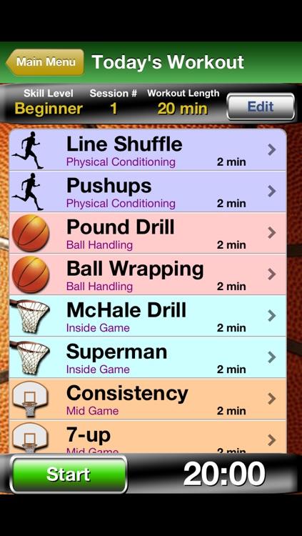 GymRat Tracker screenshot-3