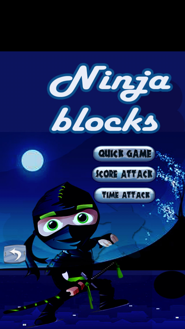 Ninja Blocks - Tower Stack Free