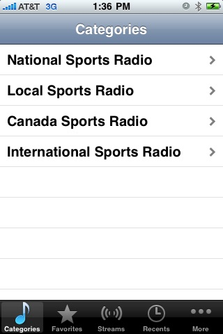Sports Radio screenshot-1