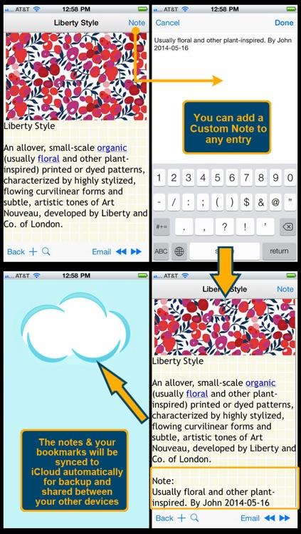 The Fabric Patterns Bible screenshot-3