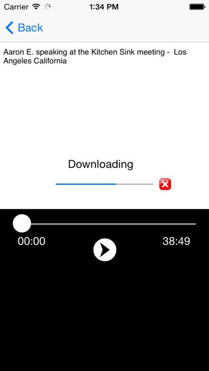 OA Speakers Free screenshot-3