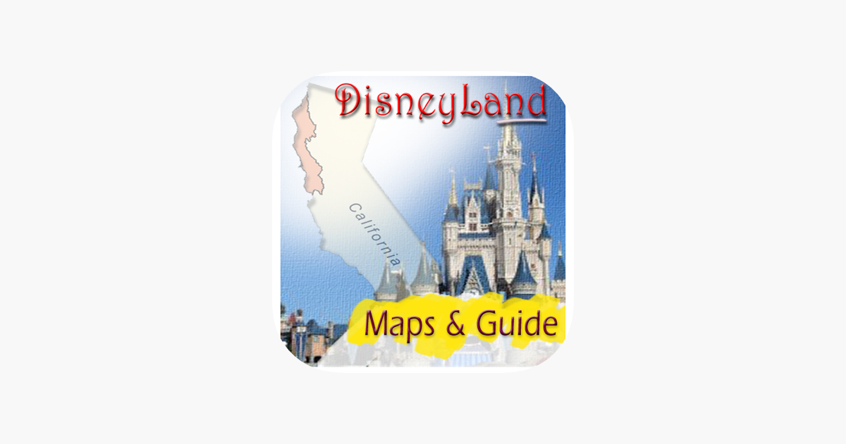 Disneyland California Parks on the App Store