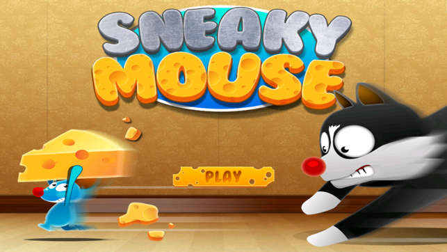 ‎Sneaky Mouse Screenshot