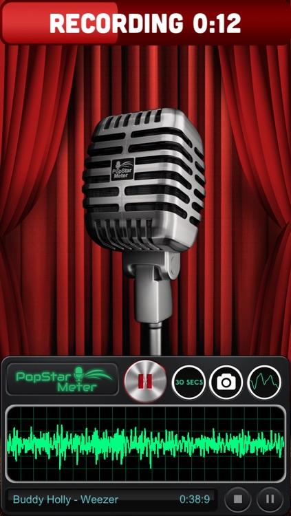 PopStar Meter HD: Audition the next superstar idol screenshot-3