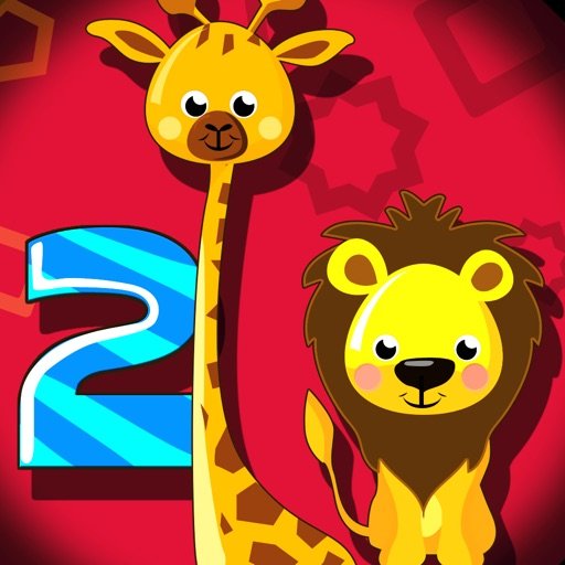 Learn to Count - Play with Animals HD icon
