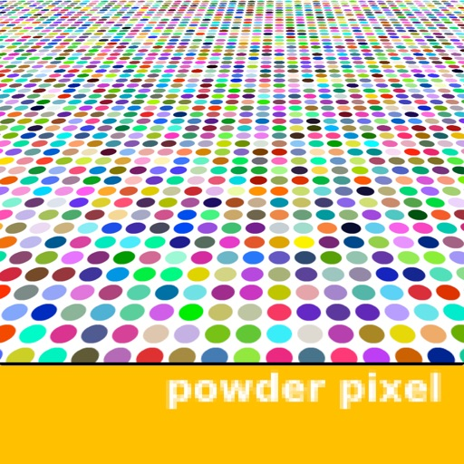 Powder Pixel iOS App