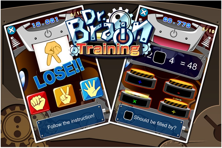 Dr. Brain Training!