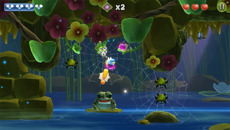 Shiny The Firefly screenshot-3