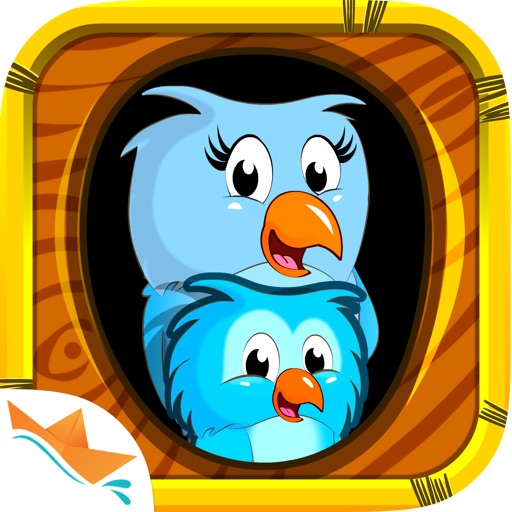 Animal Homes - Kids Educational App