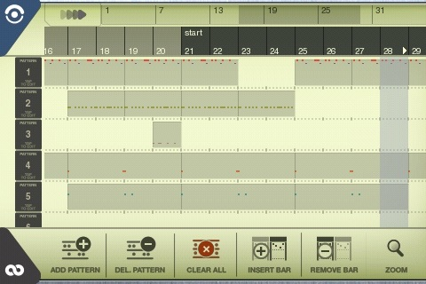 BeatMaker Screenshot