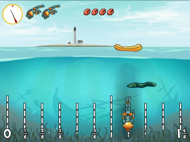 Lobster Diver HD screenshot-3