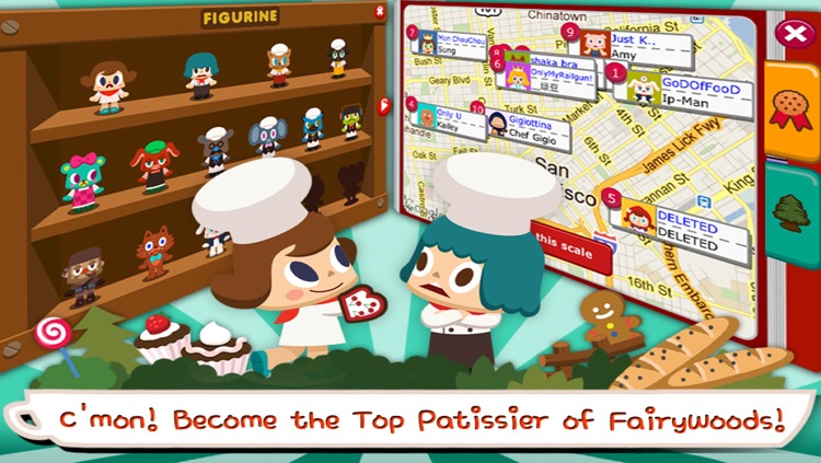 FairyWoods' Patisserie screenshot-4