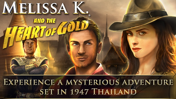 Melissa K. and the Heart of Gold HD