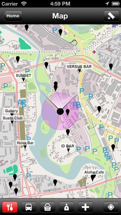 Offline Manila, Philippine Map - World Offline Maps screenshot-3
