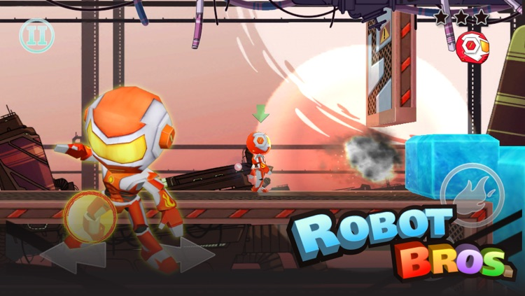 Robot Bros screenshot-2