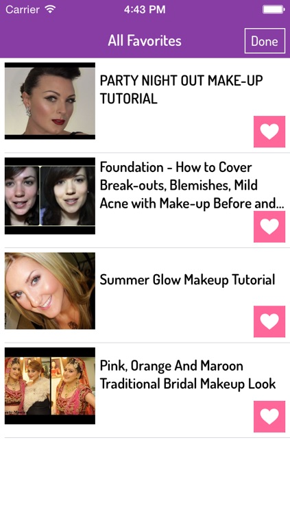 Complete Makeup Guide screenshot-2