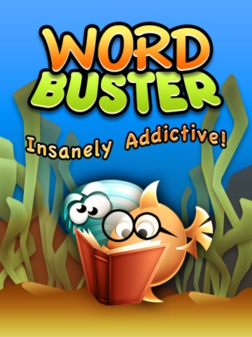 Screenshot #1 for Word Buster - Explosive Word Search Fun!