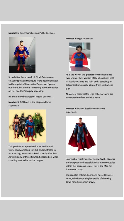 Action Figure Resource: magazine dedicated to the hobby of collecting Action figures