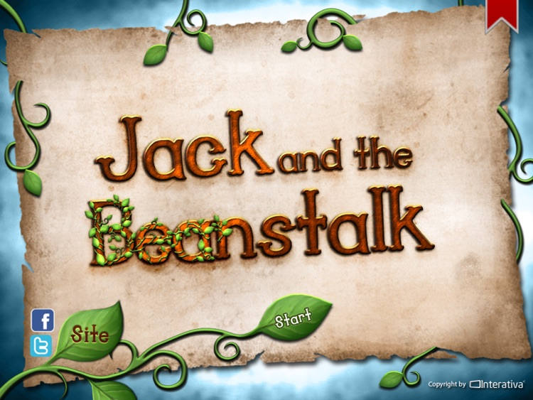 Jack and the Beanstalk 3D Book LITE