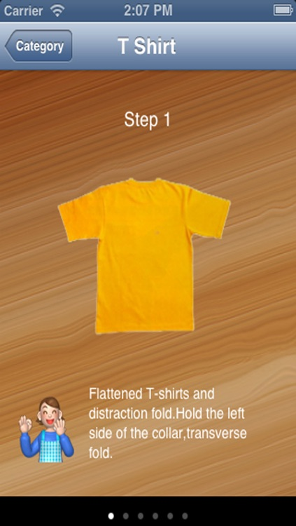 How to Fold Clothes Lite