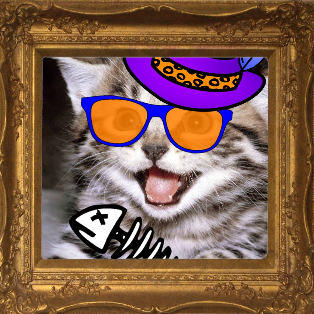 Cat Pic Booth Free - Customize Your Feline Friend!