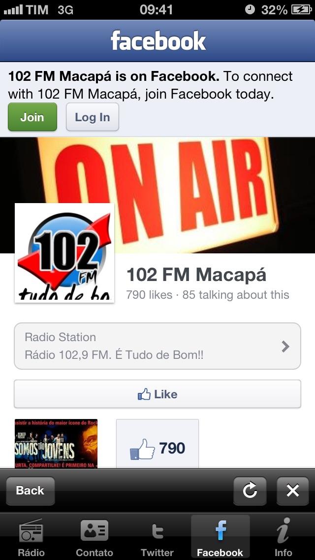 Rádio 102 FM | Macapá | Brasil-3