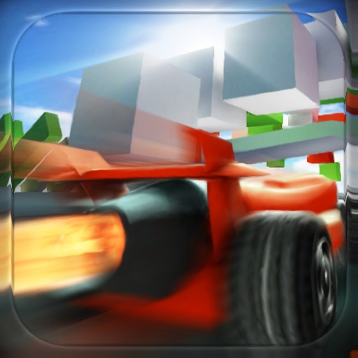 Jet Car Stunts icon
