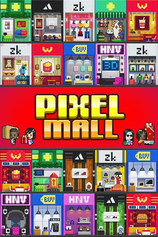 Pixel Mall screenshot-0