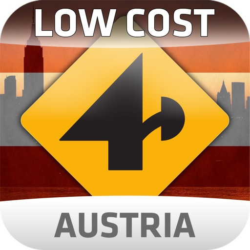 Nav4D Austria @ LOW COST icon