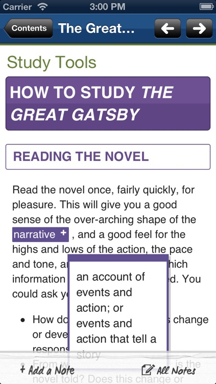 The Great Gatsby York Notes AS and A2 screenshot-4