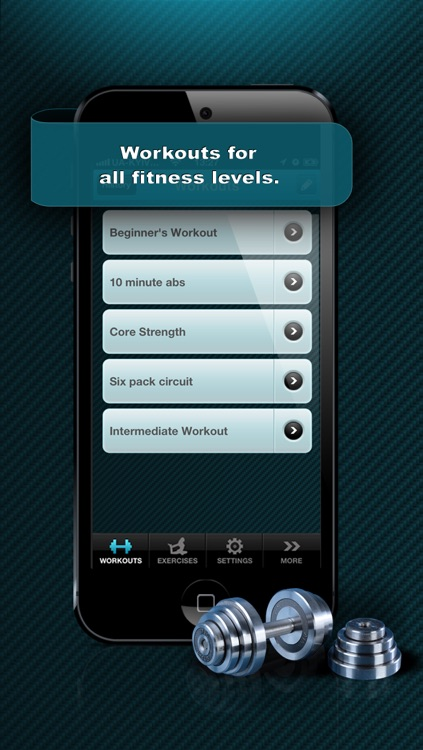 Push up Free - Fitness Workouts for Upper Strength screenshot-0