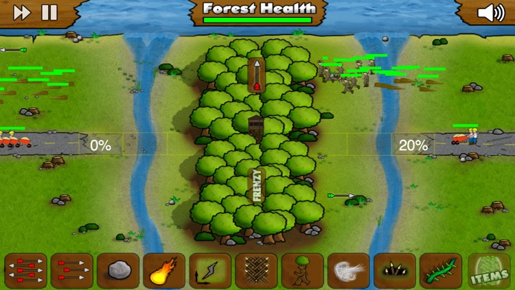 Forest Fury screenshot-3