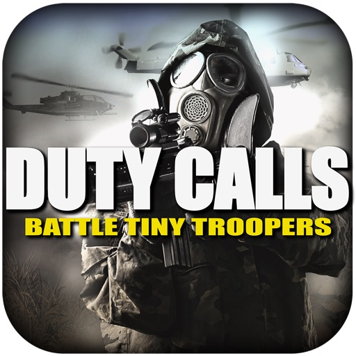 Duty Calls - Battle Tiny Troopers icon