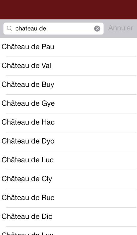 Trésors de France (Guide, Voyage, Histoire, Tourisme : 50.000 lieux et monuments) screenshot-4