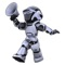 Robot Talk is a basic Text to Speech application