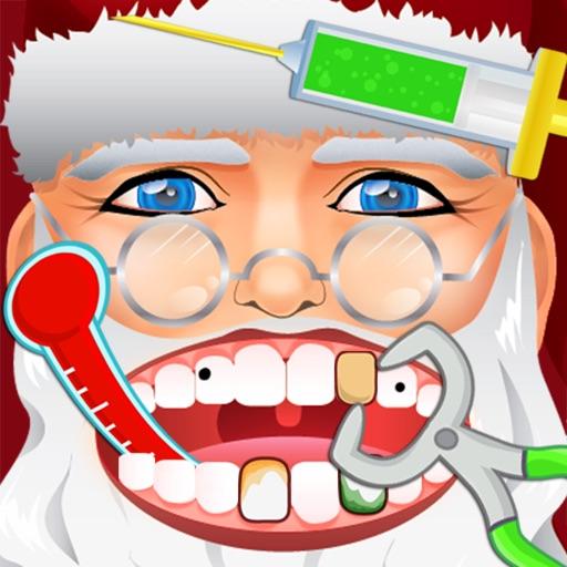 Christmas Doctor & Dentist - Kids Emergency Dental Office