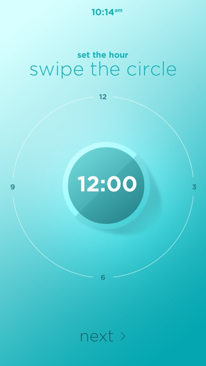 KG Alarm Clock screenshot-1
