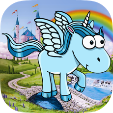 Activities of Flying Unicorn - Best Tapping Animal Game