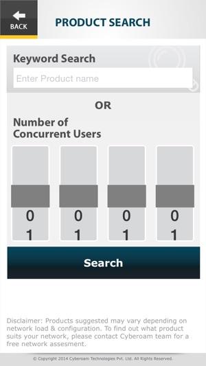 Cyberoam on the App Store