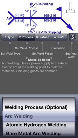 Weld Symbols On The App Store