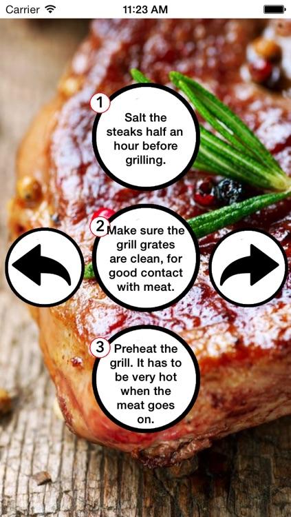 My Steak Timer Pro - Cook Steak Like A Chef! screenshot-3