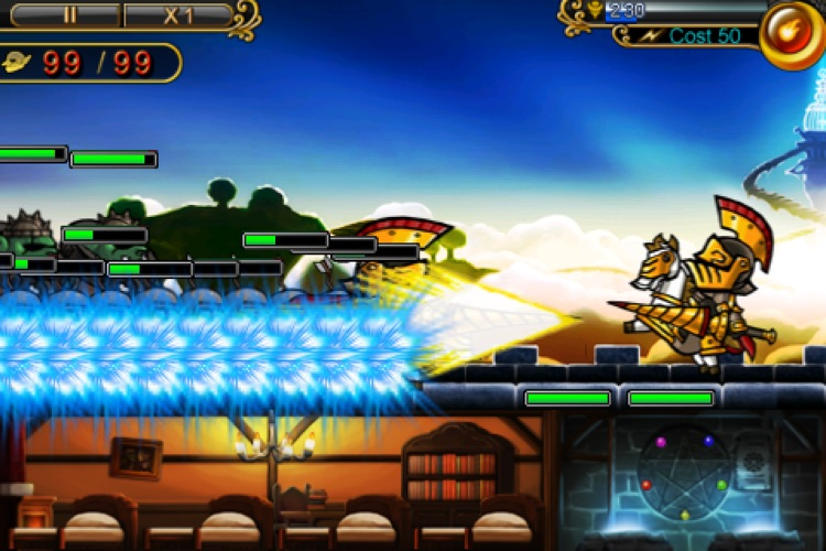 Defender of Diosa screenshot-3