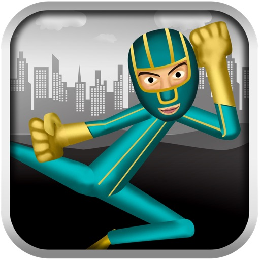 Butt Kicking Heroes Quest Free iOS App
