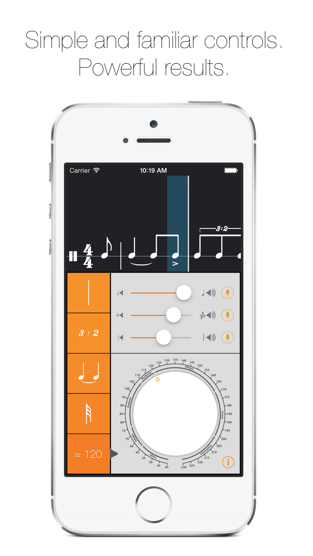 Rhythm Calculator - Advanced rhythm trainer and metronome | App Price Drops