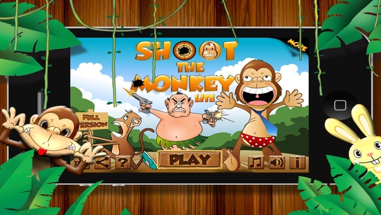 Shoot The Monkey Lite
