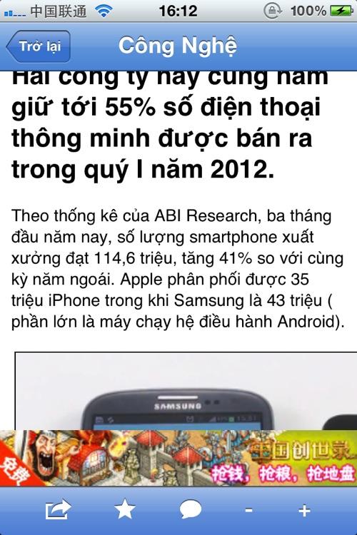 Việt Tin kinh tế screenshot-3