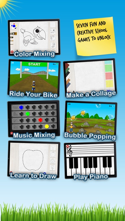Timmy's Kindergarten Adventure - Fun Math, Sight Words and Educational Games for Kids screenshot-3